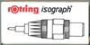 Rotring isgraph spids