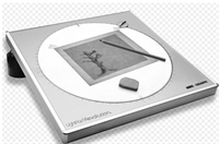 ArtoGraph Light Pad Revolution 80 Ø = diameter 22,2cm