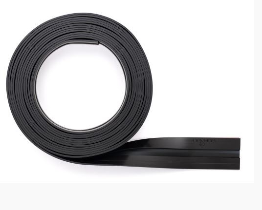 Nya Durable DURAFIX magnet strip/tape/skinne - 5m rulle BY-89