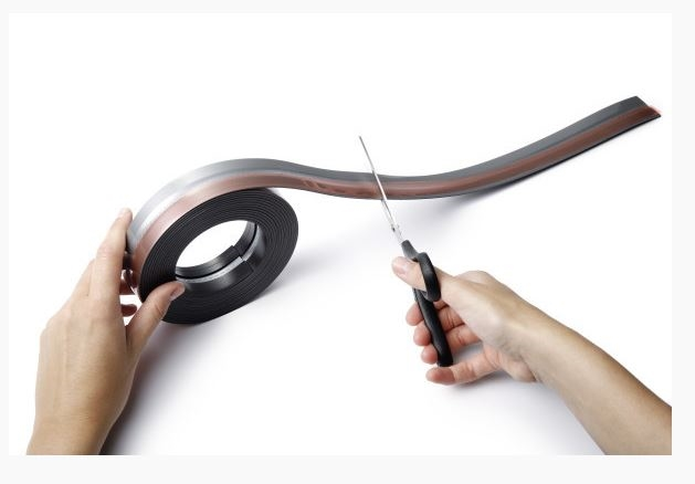 Fräscha Durable DURAFIX magnet strip/tape/skinne - 5m rulle GM-97