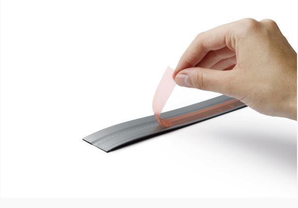 Nykomna Durable DURAFIX magnet strip/tape/skinne - 5m rulle FI-91
