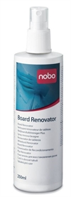 Whiteboard renovater spray NOBO 250ml.
