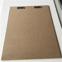 Clipboard A2+ tegneplade 50 x 70cm tykkelse 6mm