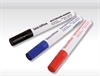 whiteboard marker BNT 2-3mm,  med rund spids
